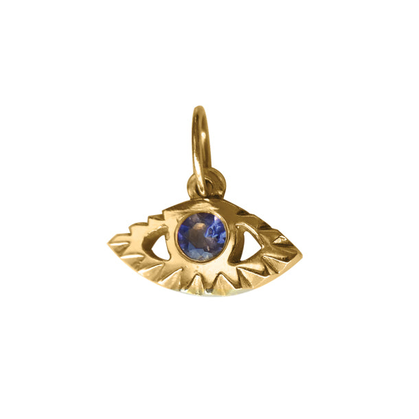 BOHEME IOLITE THIRD EYE CHARM