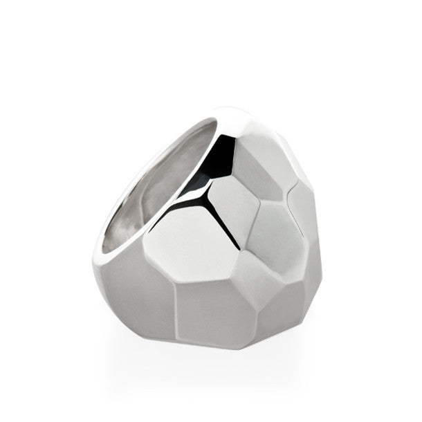 FACETS DOME BAGUE - Final Sale