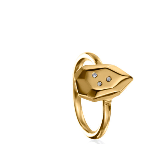 FACETTE MINI BRIO DIAMOND RING
