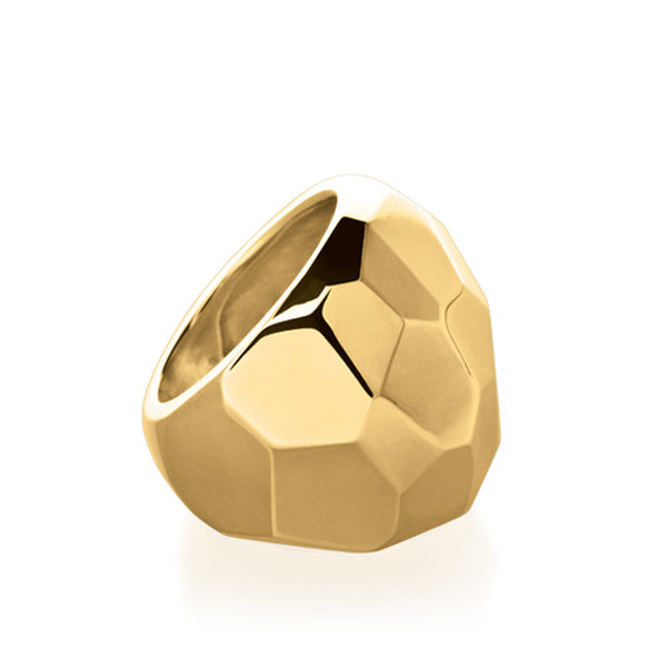 FACETTE DOME RING