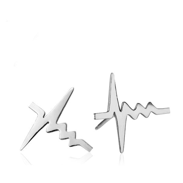 HEARTBEAT Boucle d'oreille- Final Sale