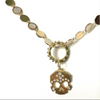 BOHEME LA RONDE MOP INLAY NECKLACE rts