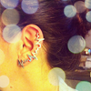 Heartbeat Manchon d'oreille - Final Sale
