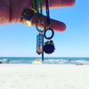 MAGICAL BEACH CLICKER CHARM NECKLACE