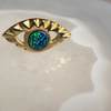BOHEME OPAL THIRD EYE STUD