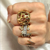 FACETTE CAGE RING rts