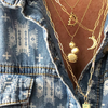 BOHEME GOLD BALL LINK CHAIN