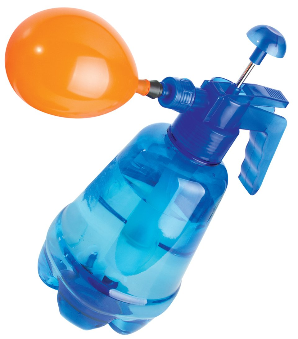 Water Balloon Portable Filling Station 3-in-1 Pump Fills Balloons