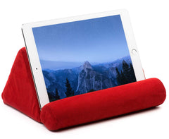 iPad Tablet Stand Pillow Holder - Universal Phone and Tablet Stands