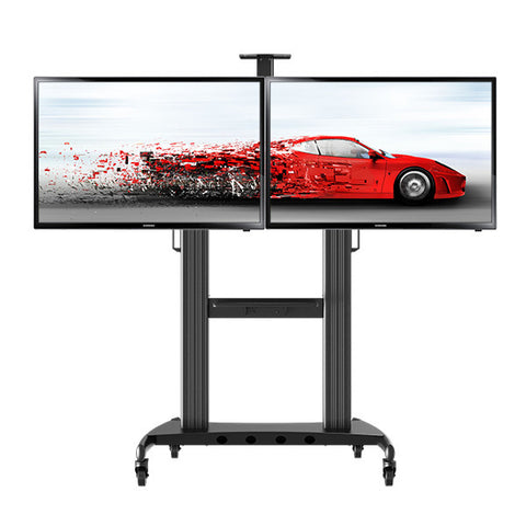Dual Screen TV Cart -AVT1800-60-2A