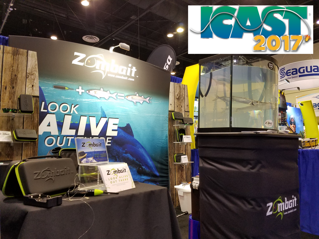 Zombait Makes A Splash at ICAST 2017!