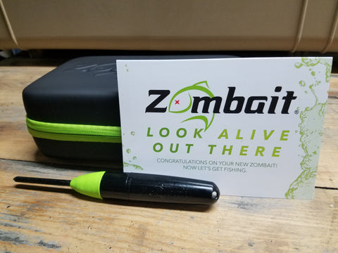 Zombait Lure Starter Pack 1 Pack Robotic Fishing Device