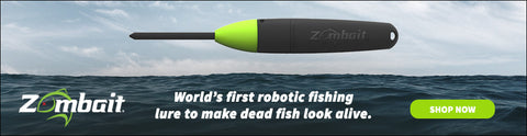 Zombait: World's First Robotic Fishing Lure To Make Dead Fish Look Alive
