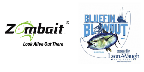 Zombait at the Gloucester Massachusetts Bluefin Blowout Tournament 2017