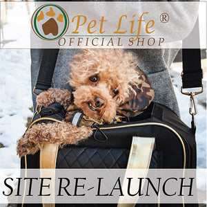 Pet Life ® Re-launches Consumer Ready E-commerce site of Dog and Cat Supplies