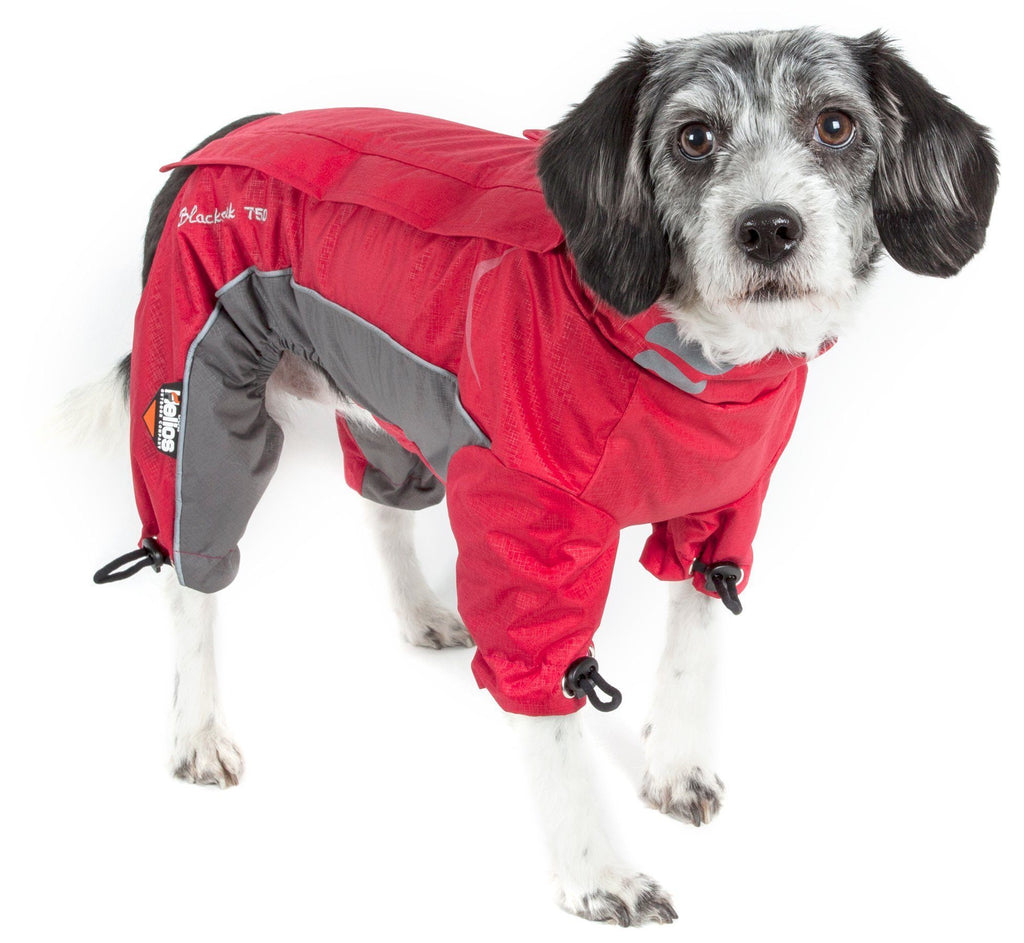 Dog Helios ® Blizzard Full-Bodied Adjustable and 3M Reflective Dog Jacket