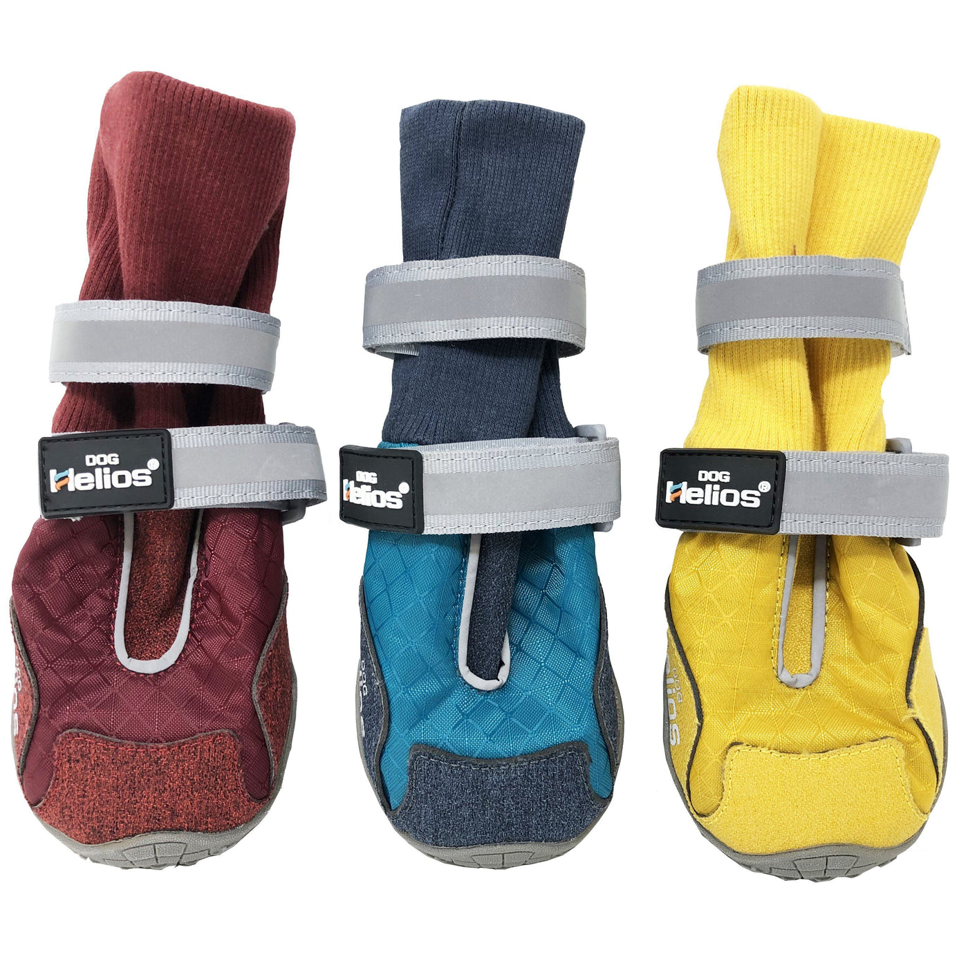 High ankle outdoor dog boots