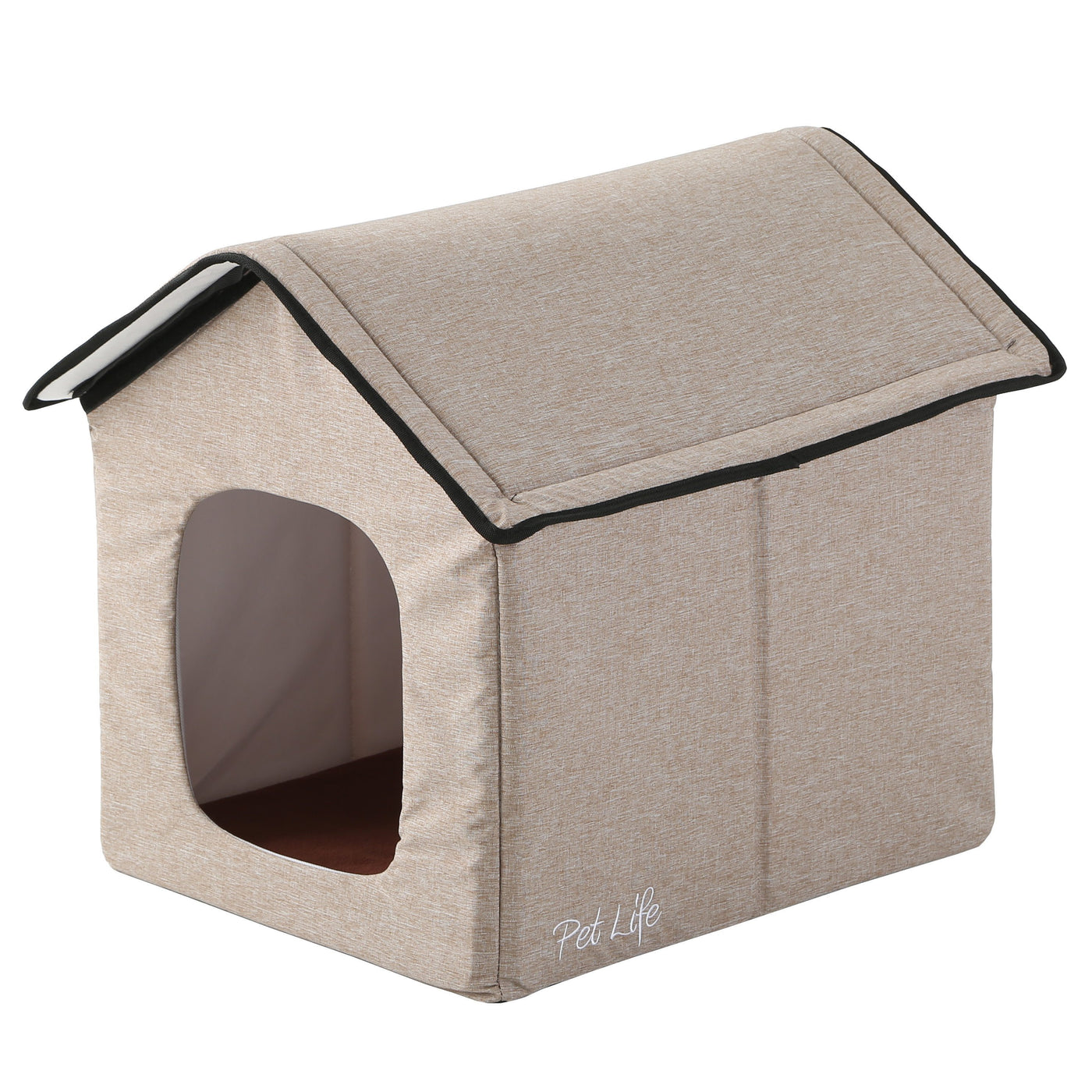 Smart collapsible pet house