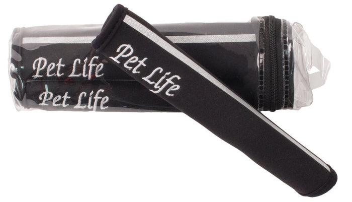 Pet Life ® 'Extreme-Neoprene' Joint Protective Safety Recovery and Reflective Pet Dog S...