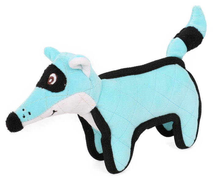 Pet Life ® 'Foxy-Tail' Animated Nylon Quilted Squeaker Plush Dog Toy