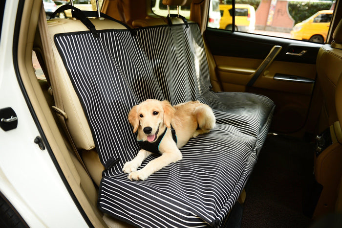 Pet Life ® 'Open Road' Full Back Seat Safety Child Pet Cat Dog Car Seat Carseat Cover P...