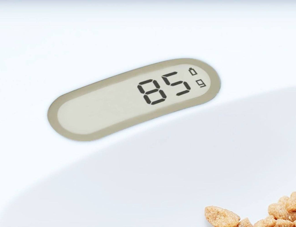 PETKIT ® 'FRESH' Anti-Bacterial Waterproof Smart Food Weight Calculating Digital Scale ...