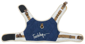 Touchdog ® 'Tough-Boutique' 2-in-1 Adjustable Fashion Dog Harness and Leash