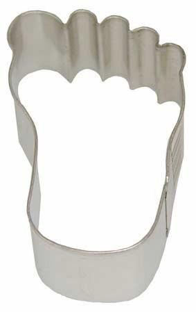 Right Foot Cookie Cutter