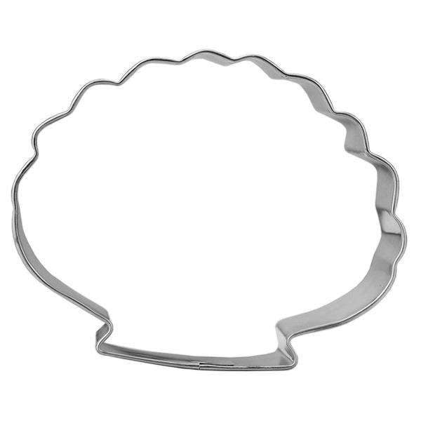 Clam Cookie Cutter