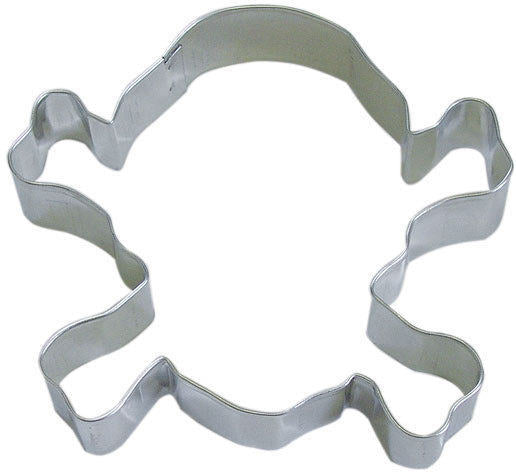 "Skull & Crossbones 4.5"" Cookie Cutter Pirate"