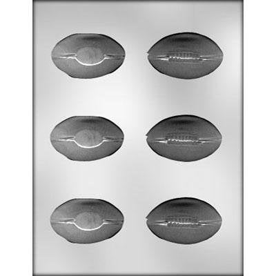 Football 3D Chocolate Mold 90-6303 FREE USA SHIPPING