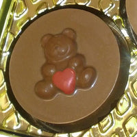 Bear with Heart Cookie Mold
