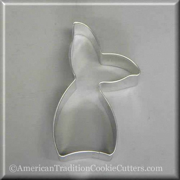 "Mermaid Tail 4"" Cookie Cutter - Princess Sea Life Ocean Sea Creature"