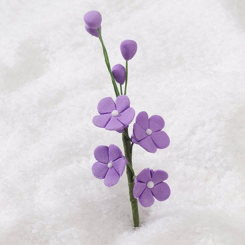 Forget-Me-Not Filler - Purple (24 per box)