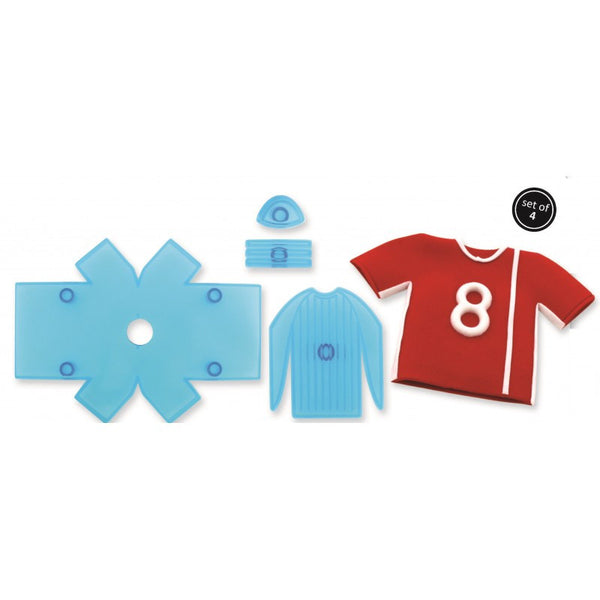 SOCCER SHIRT - SET/4