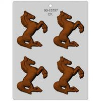 Prancing Horse Chocolate Mold