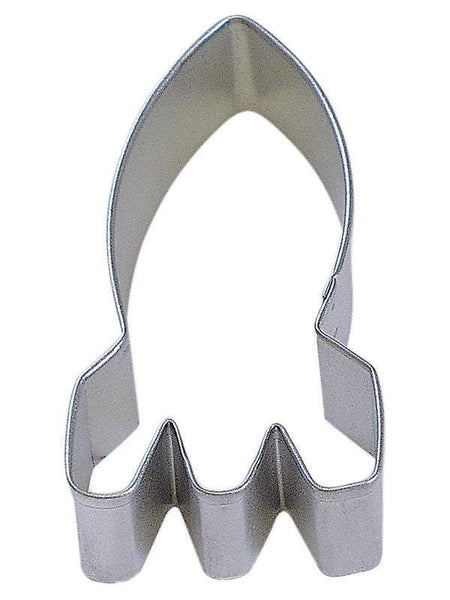 Rocketship Cookie Cutter