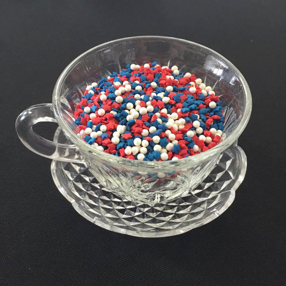 PATRIOTIC USA SPRINKLES