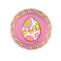 75 Wilton Easter Garden Baking Cups - Cupcake Liners