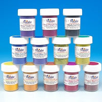 New Pink TruColor Natural Food Color Powder (9 grams) - Kosher All Natural Food Coloring Tru Color