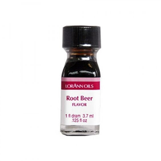 Lorann Oils Root Beer 1 dram .125 oz 3.7 ml