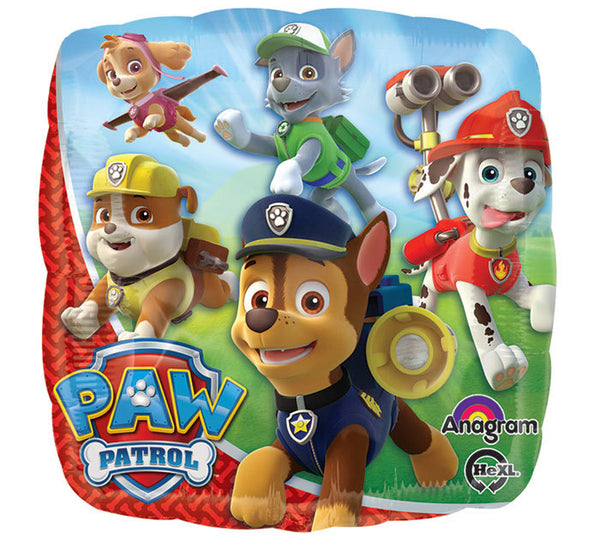 "17"" Paw Patrol Balloon - Number One"