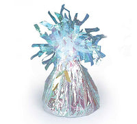 "5"" Iridescent Weight - Balloons Bouquet"