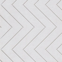 1 ZigZag Chevron Impression Mat - 35-2742 Fondant Gingerbread House Holidays Christmas Texture Wall