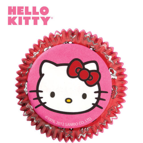 "50 Hello Kitty Cupcake Liners Cups 2"" - Sanrio"