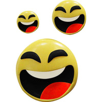 Laughing LOL Emoji Chocolate Mold - FREE U S A SHIPPING (90-99706) iphone samsung texting