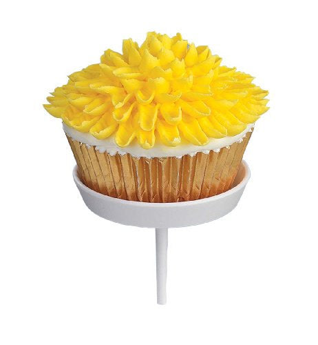 Wilton Decorating Nail Set of 4 - Cupcake Decorating Flower Making Cakes Icing Piping