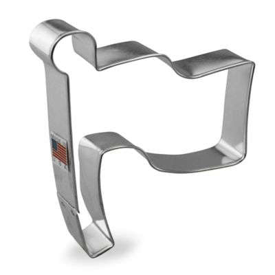 "Flag 4.25"" Cookie Cutter"