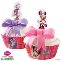 "50 Minnie Mouse Baking Cups Liners 2"" - Mickey Mouse Clubhouse"