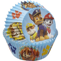 "50 Paw Patrol Cupcake Liners Cups - 2"" Nickelodeon"